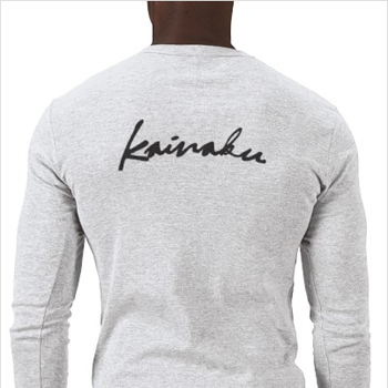Kainaku American Apparel fitted LS